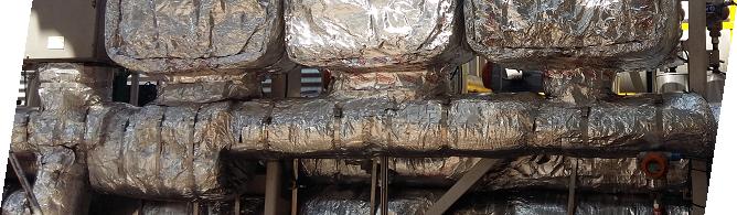 Proteção Passiva contra o Fogo (Fireproofing)